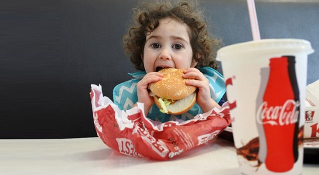 HOW IS JUNK FOOD IMPACTING CHILDREN
