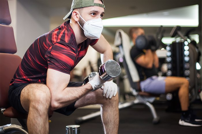 How to Stay Safe at the Gym During COVID-19